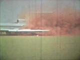 Последний полёт легендарного Ту-154Б из фильма