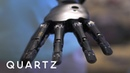 Living with a mind-controlled robot arm