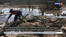 Новости на Россия 24 • В Якутии МЧС укрепляет дамбы, спасает людей и лошадей