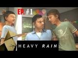 HEAVY RAIN Легенда от Quantic Dream Часть 1 Всё так красиво начиналось