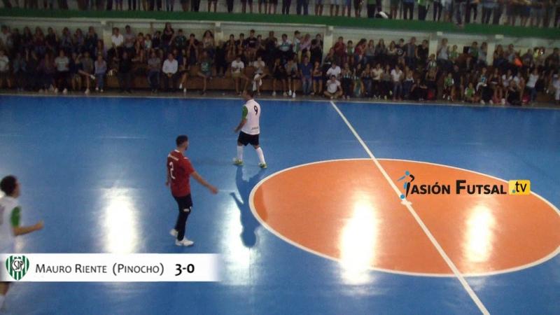 Чемпионат Аргентины Pinocho 4 Independiente 1 1 тур