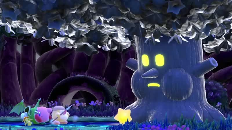 Kirby Star Allies DLC 3