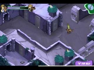 Игра Скуби ду тропический замок