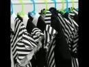 Представляем серию чёрно белых костюмов для танца Тот случай когда лаконичное сочетание всего двух цветов выглядит очень разн