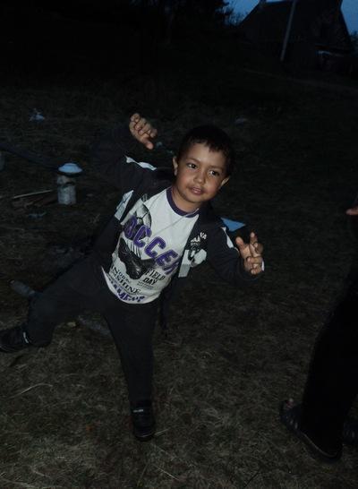 Артём Давыдов, 21 октября , Мегион, id214061506