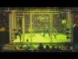Goldust &amp stardust vs. usos and tag team championship match 1172014