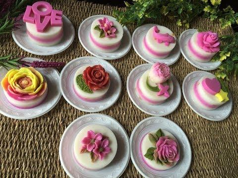 Tự tay làm bánh rau câu 4D mini cho tiệc sinh nhật bé (P1) _ Thạch 3D Online Free - HUYỀN ĐÀO