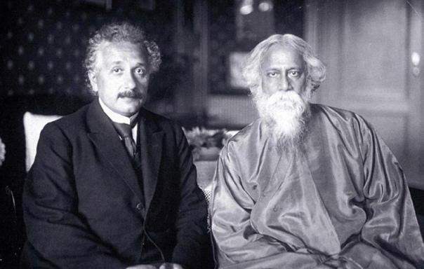 Встреча двух нобелевских лауреатов в Берлине: