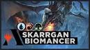 Skarrgan Biomancer Ravnica Allegiance Standard Deck MTG Arena