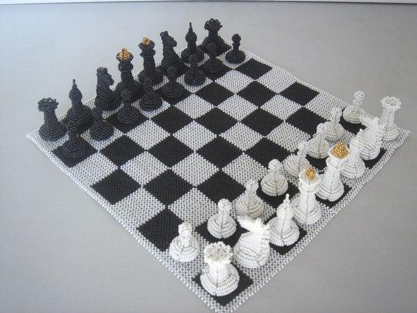 Чудо-шахматы от Натальи