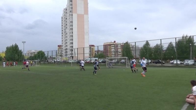 ФК Адамант - Звезда 65 1-ый Тайм 12.05.18