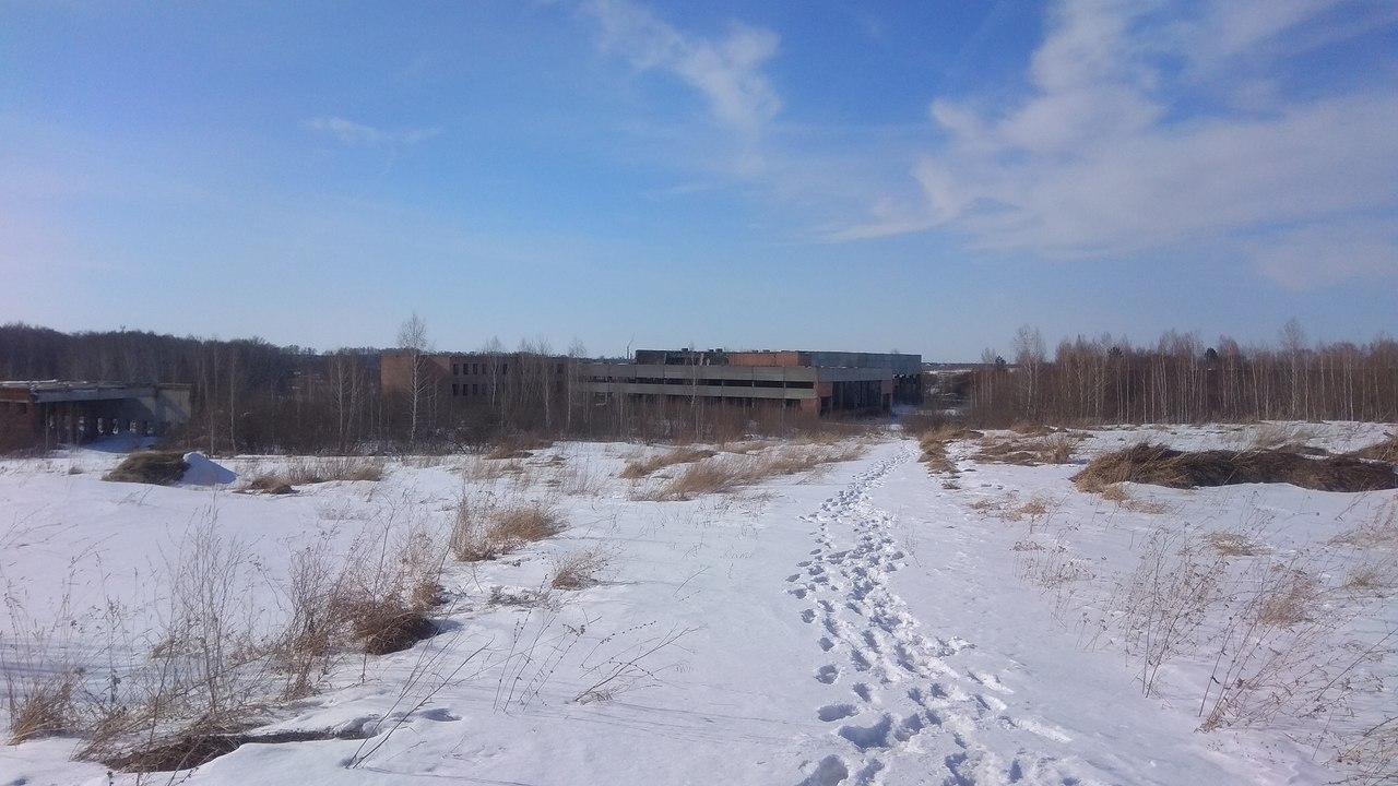 Бердский кирпичный завод