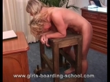 Spanking The new bench