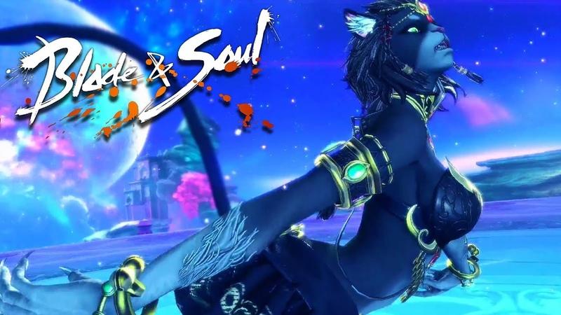 Blade and Soul KR Vison of Rage Update Gameplay Trailer