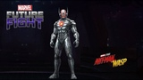 Marvel Future Fight T2 Ultron Pym Review Ant-Man And The Wasp Uniform 漫威未來之戰 T2奧創.皮姆 蟻人與黃蜂女 制服