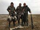 Халяльные гуси. Охота на гуся в Татарстане 2018