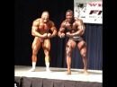 Mike Rashid and Marc Lobliner BRING DOWN THE HOUSE Guest Posing at FITCON!