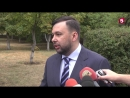Пушилин рассказал подробности расследования убийства Захарченко