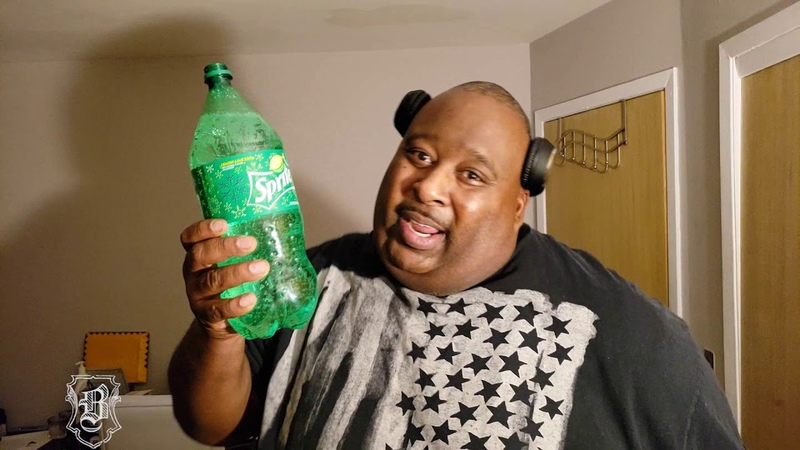 2 Liter Sprite Banana Challenge That Goes Terribly Wrong