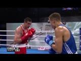 17. (14 финала) Evgeny Tishchenko (RUS) vs. David Nyika (NZL) Cheavon Clarke (ENG) vs. Erislandy Savon (CUB)