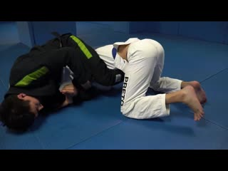 Alverto Serrano - Flower Sweep Arm Bar