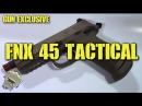DesertFox Airsoft Gun Exclusive: FNX 45 Tactical (Spartan Imports)