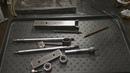 Не выбрасывайте амортизаторы, сделайте стойку для дрели/stand for drill shock absorbers