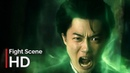 Jojo Bizarre Adventure Live Action - Fight Scene Part 1
