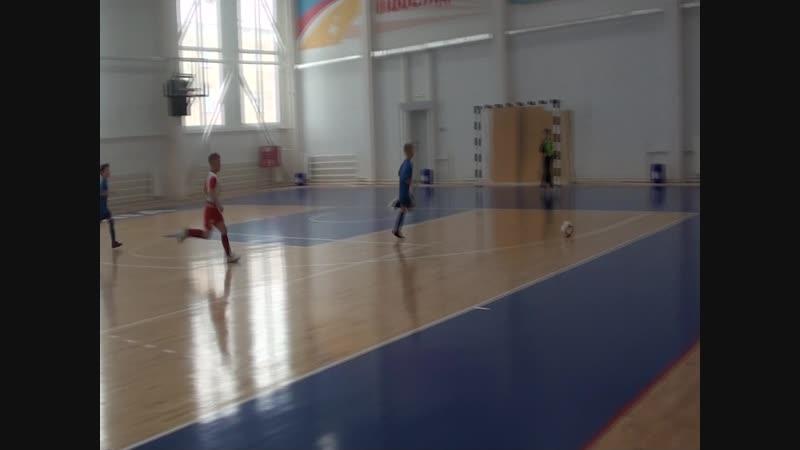 08.12.2018 ДЮСШ Олимп-2 ч1