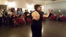 Sebastian Albano Elvira Lambo @ Milonga El Salon 1/3
