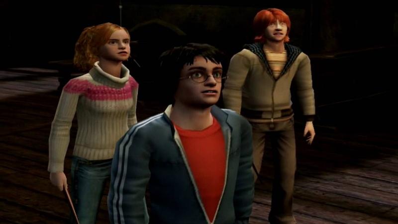 Гарри Поттер и Кубок огня прохождение часть 1 » Freewka.com - Смотреть онлайн в хорощем качестве