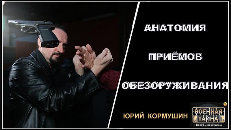 Анатомия приёмов обезоруживания | Юрий Кормушин