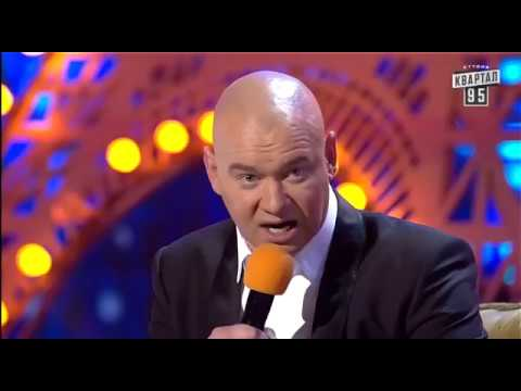Россия обвиняет что он был в Чечне - плач Яценюка выпуск Вечернего Квартала   зал ДО СЛЕЗ
