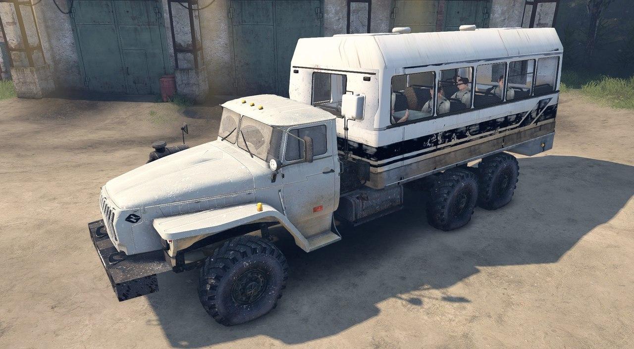 Урал 4320-30 PTyqOiv3Nes