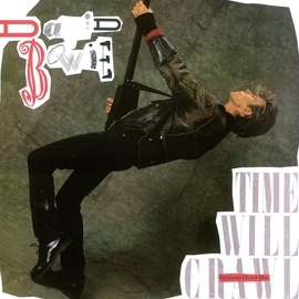 David Bowie альбом Time Will Crawl E.P.
