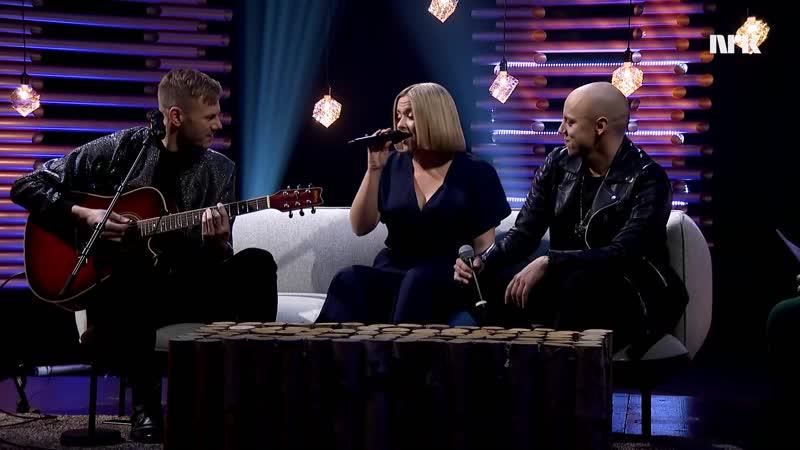 KEiiNO - Spirit in the Sky (Live Acoustic at NRK Studio Sàpmi)