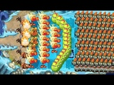 Pepper Pult, Fire Peashooter and Lava Guava - Pvz 2 hack