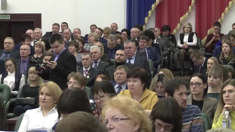 Сергей Цивилёв на прошедшей отчетной пресс- конференции, посвященной итогам первых ста дней со дня начала отсчёта до 300-летия К