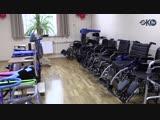 В Колпинском районе открылся пункт проката технических средств реабилитации