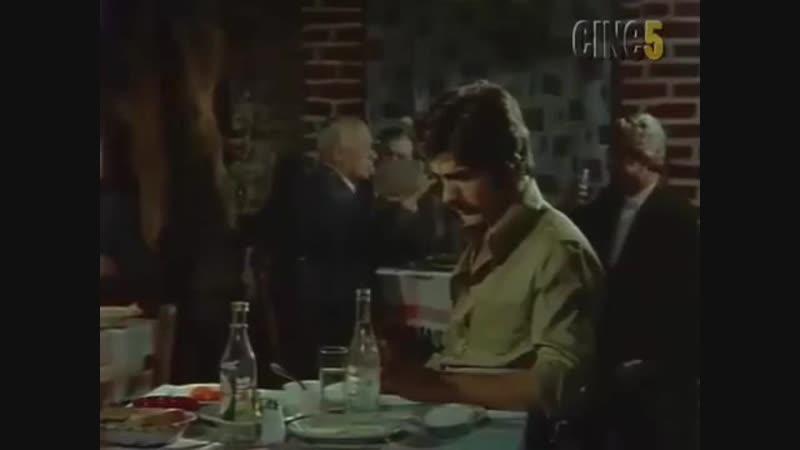 Vahşi Arzu Filmi 1972 Kadir İnanır ve Meral Zeren