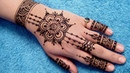 Mehndi Designs for Back Hands | Back Hand Mehndi Designs