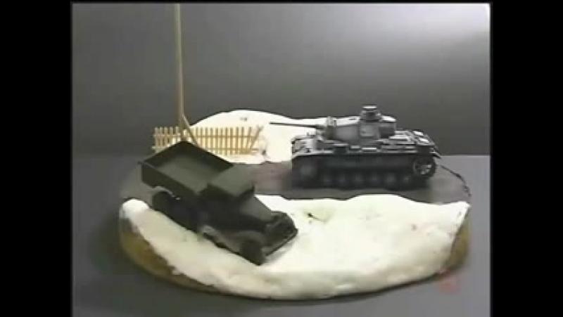 Revell Pz Kpfw III Ausf. L Diorama
