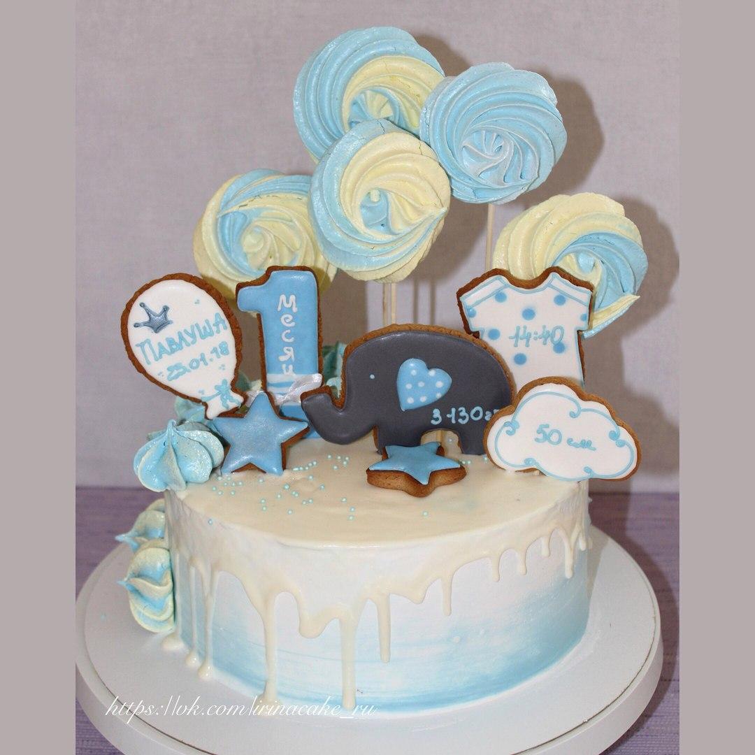 Торт на 1 годик (Арт. 0012)