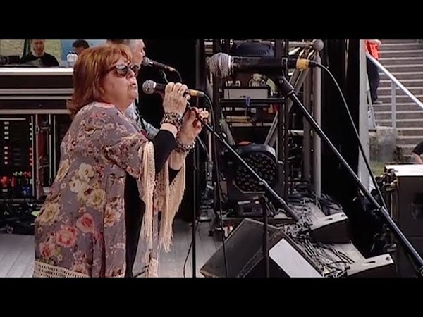 Maggie Reilly To France Wuhlheide Berlin 19 7 2014 OFFICIAL