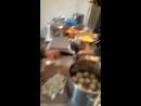 Армейская полевая кухня