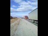 Забастовка дальнобойщиков Тюменской области против цен на топливо и платных дорог