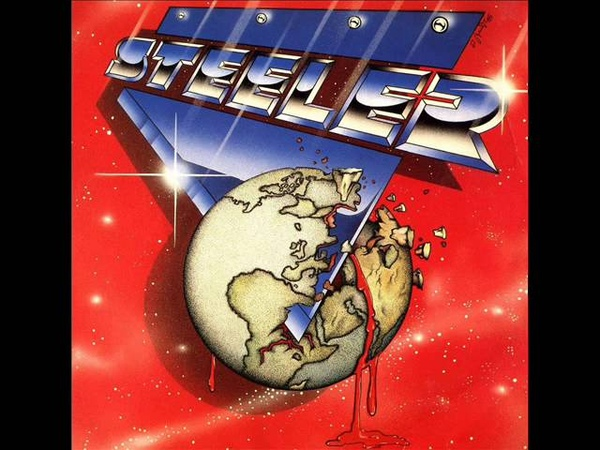 Steeler- Rulin The Earth (FULL ALBUM) 1985
