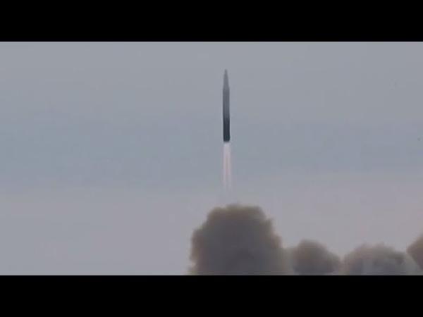 Putin watches successful test of Avangard hypersonic glider