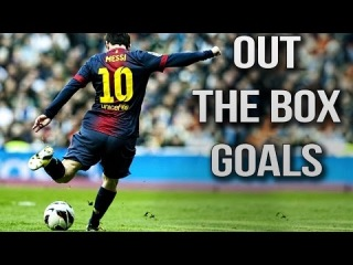 Lionel Messi - Best Goals Outside The Box HD