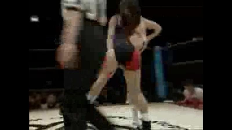 3. Yuka Shiina, Nobue Endo vs. Yoshiko Tamura, Misae Watanabe (2.26.95)